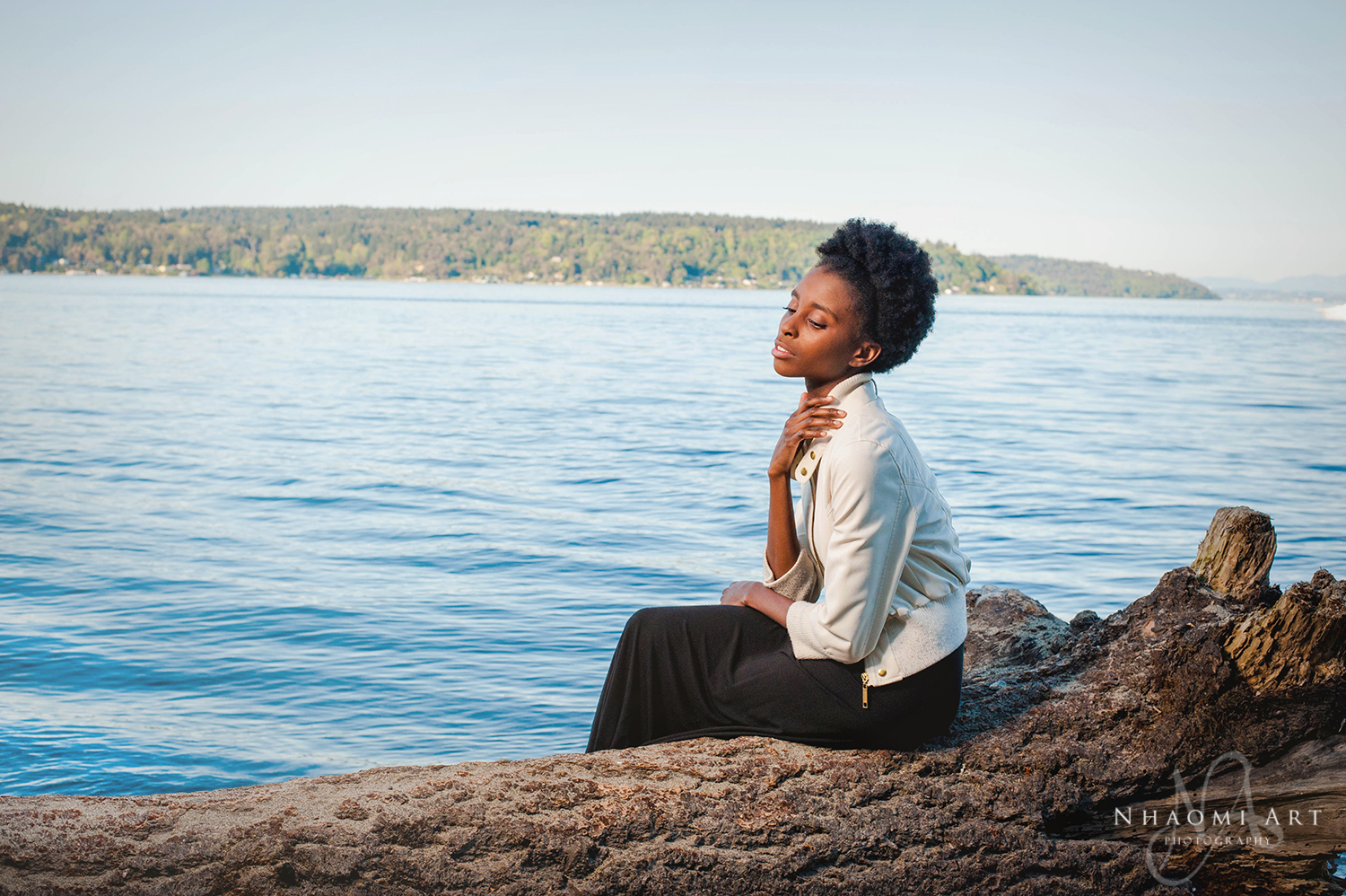portrait photography senior tacoma seattle point defiance park nhaomi art naomi owen's beach