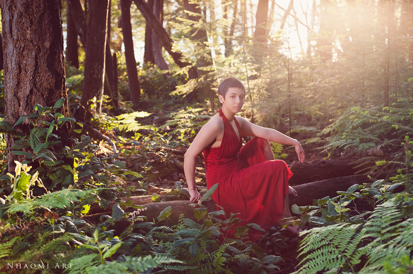 senior portrait photography point defiance tacoma park nhaomi art naomi